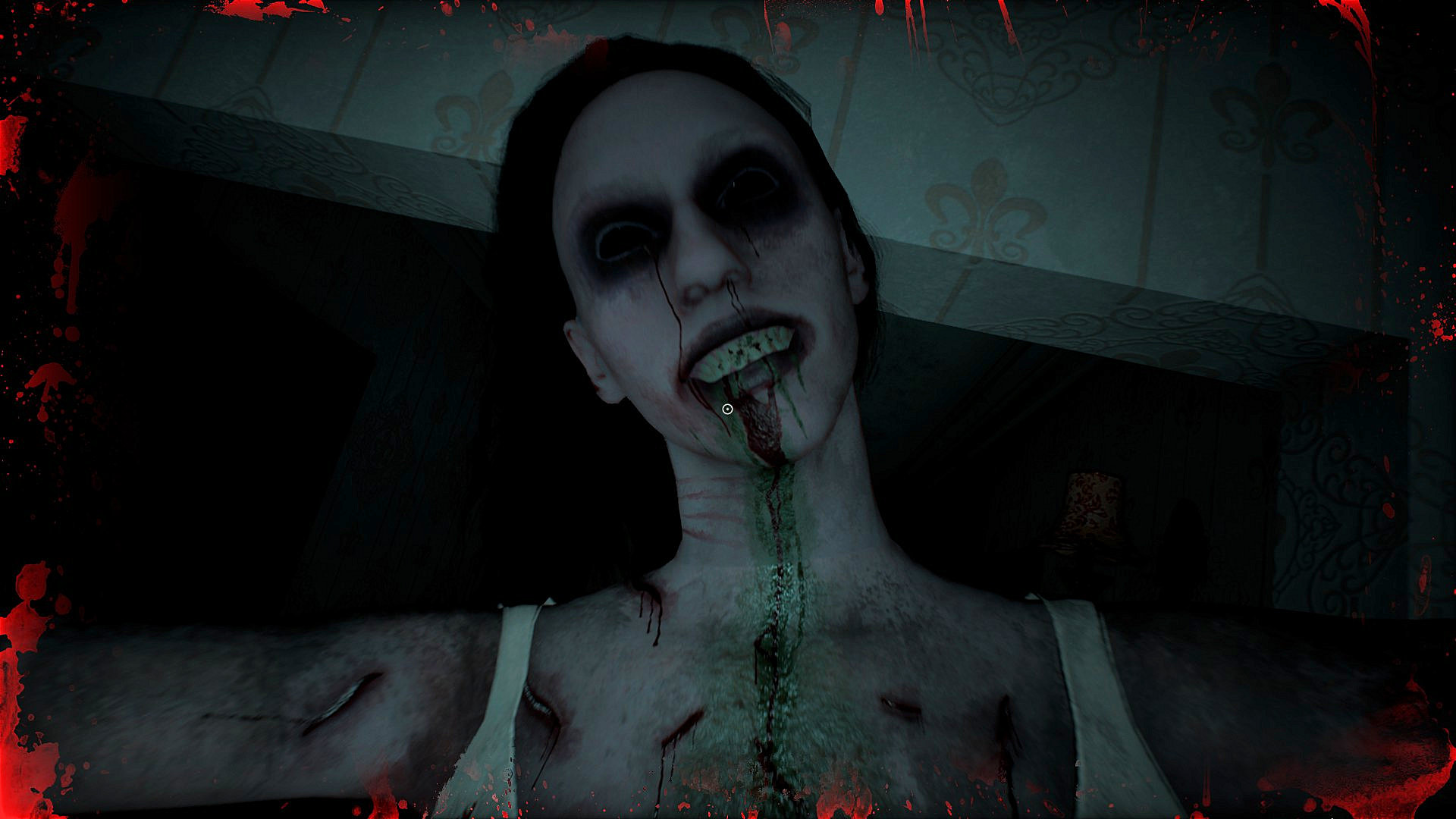 Infliction Review - Survival Horror Game - Nette Frau