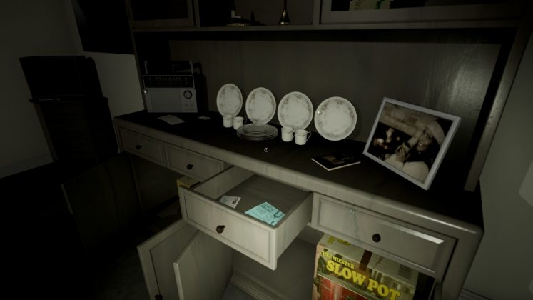Infliction Review - Survival Horror Game - Küche 2