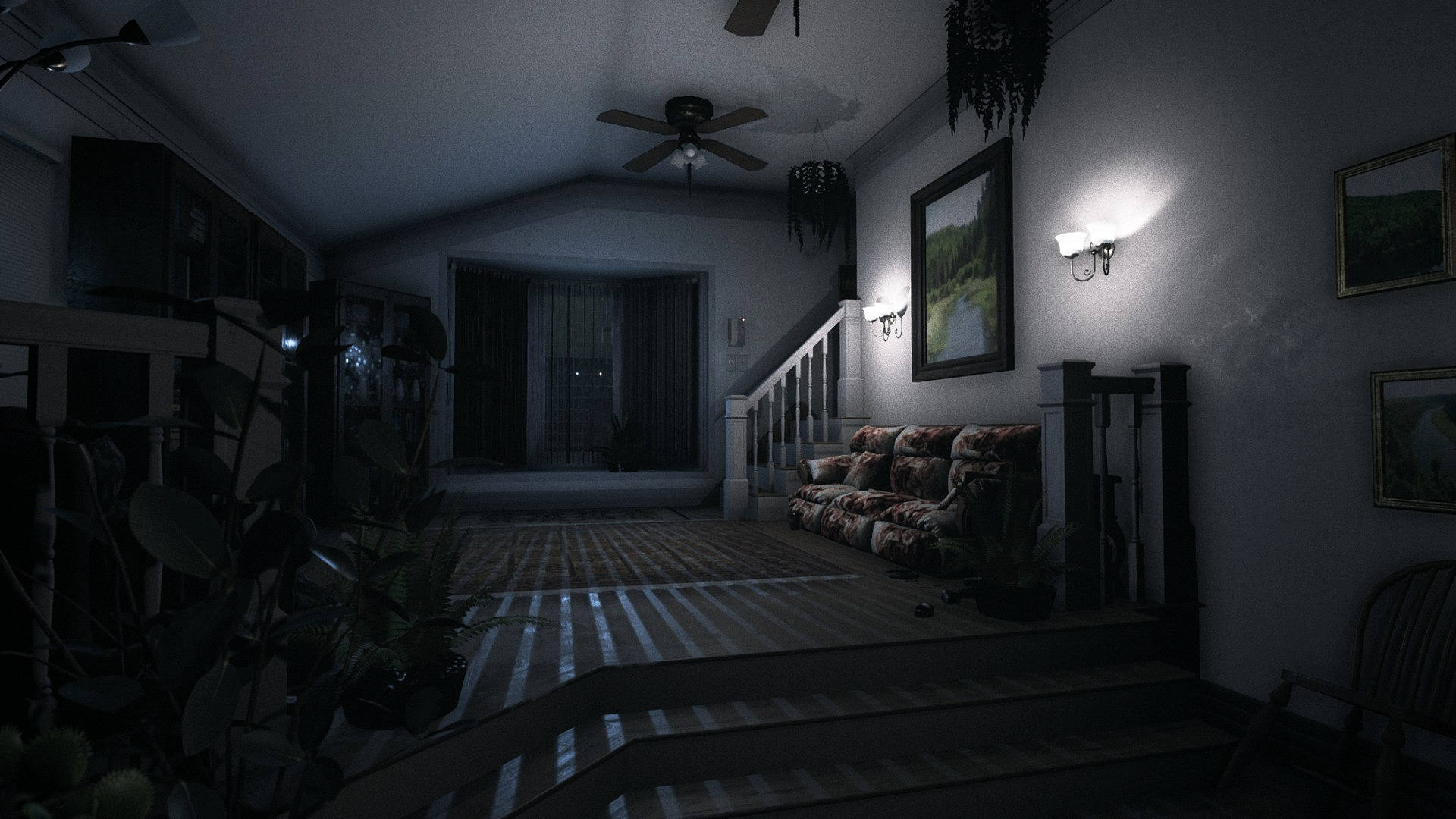 Visage Early Access - Interieur