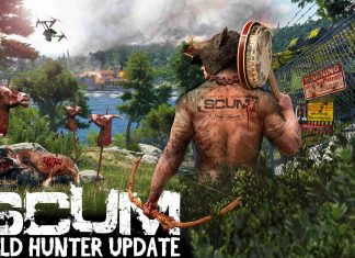 SCUM - Wild Hunter Patch