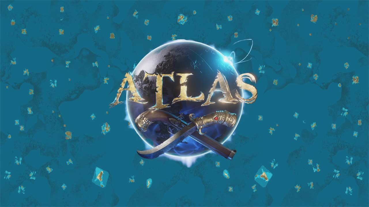 Interactive ATLAS Map - all official Server, Isles, Claims and more