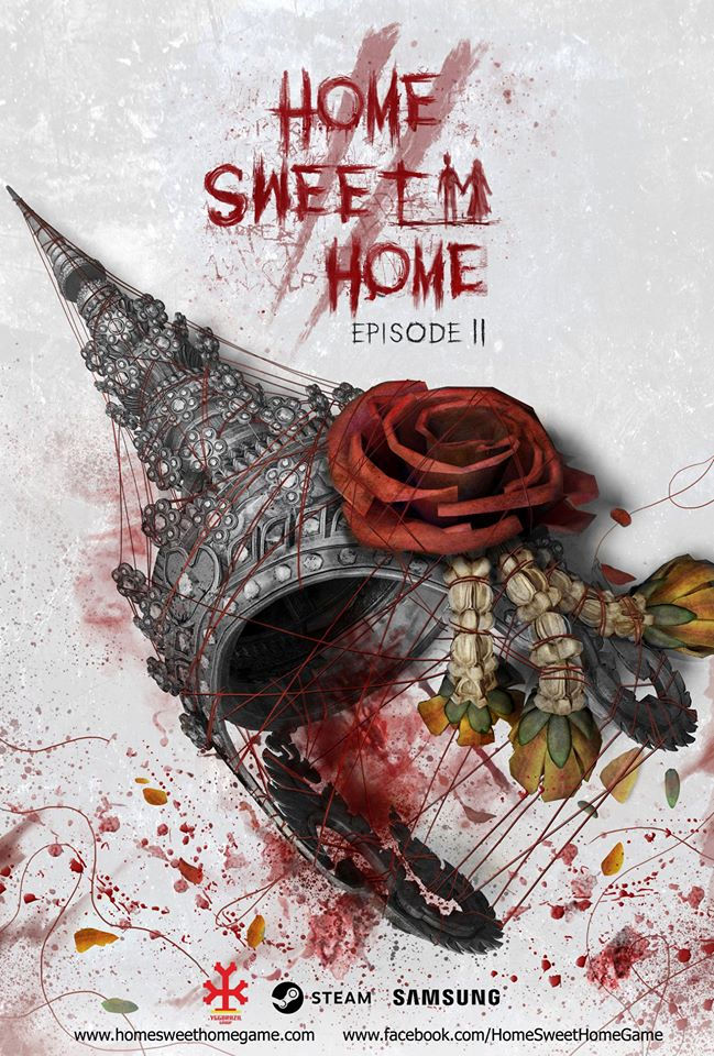 Home Sweet Home Episode 2 - Flyer