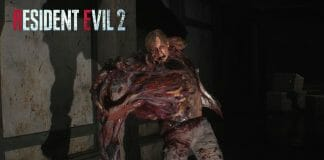 Resident Evil 2 Remake Test