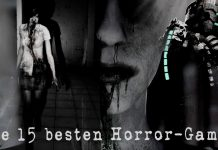 Beste Horrorspiele - Top 15 PC