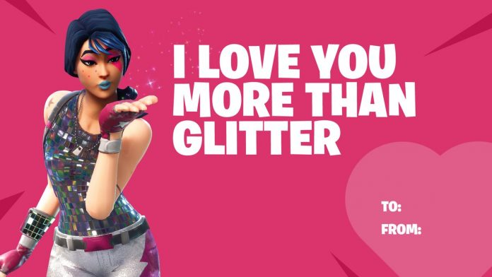 Fortnite Valentins-Event