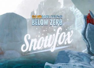 Subnautica-Below-Zero-Snowfox-Update