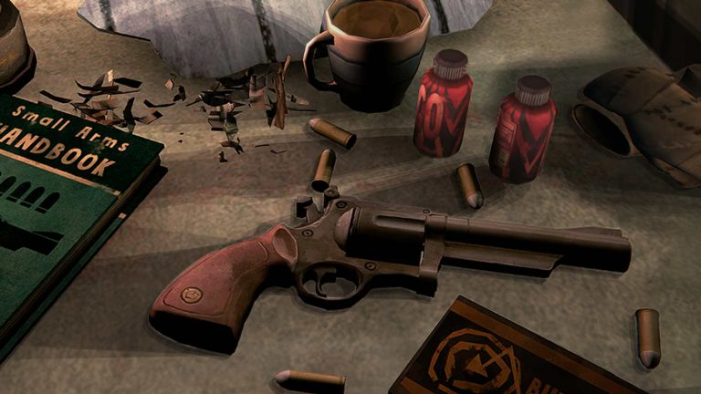 Fight wolves in Canada with a Revolver – The Long Dark: Steadfast Ranger Update