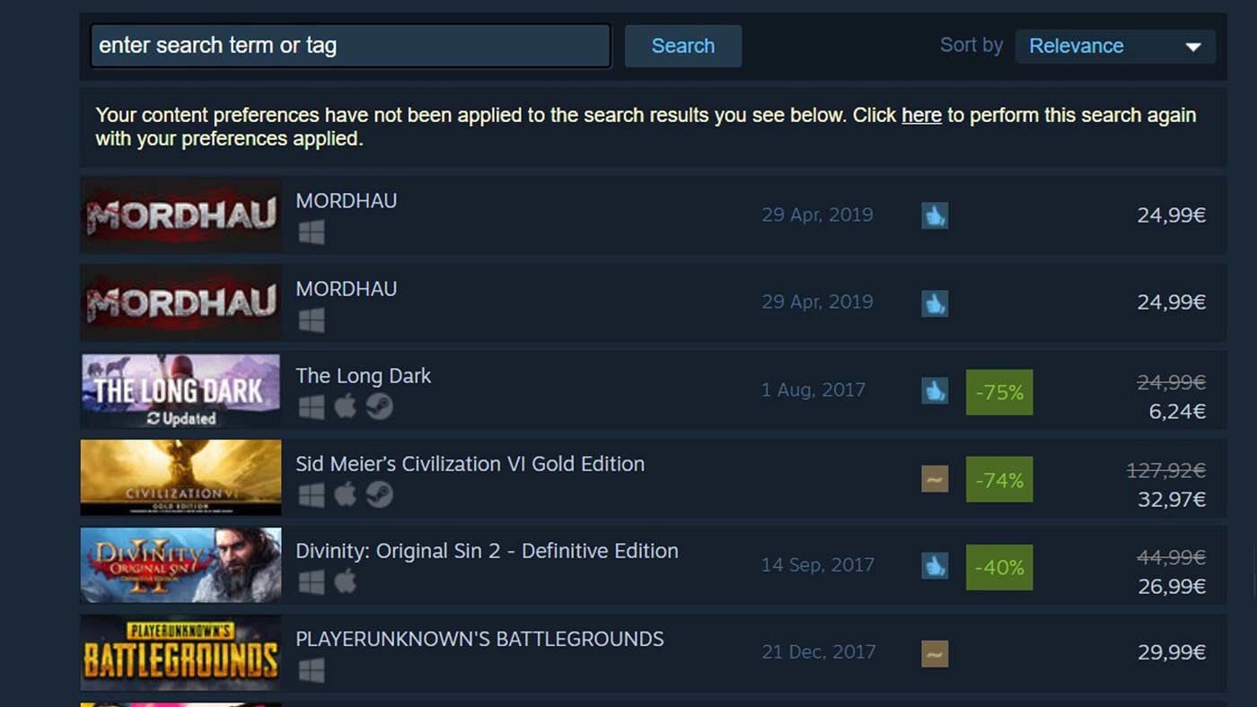 "The Long Dark ist - auch durch geschicktes Marketing - aktuell wieder in den Top Ten der ""Global Top Sellers"""