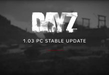 dayz 1.03 stable