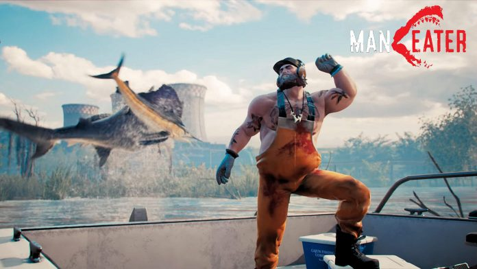 Maneater - E3 2019 Pre-Alpha-Gameplay