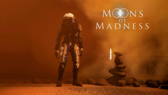 Moons of Madness - Gameplay E3 2019