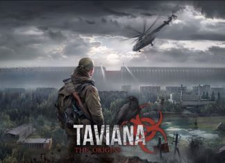 taviana origins header