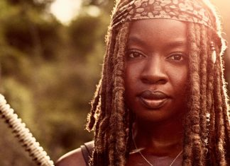 Michonne Walking Dead