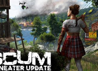 SCUM-Maneater-Update