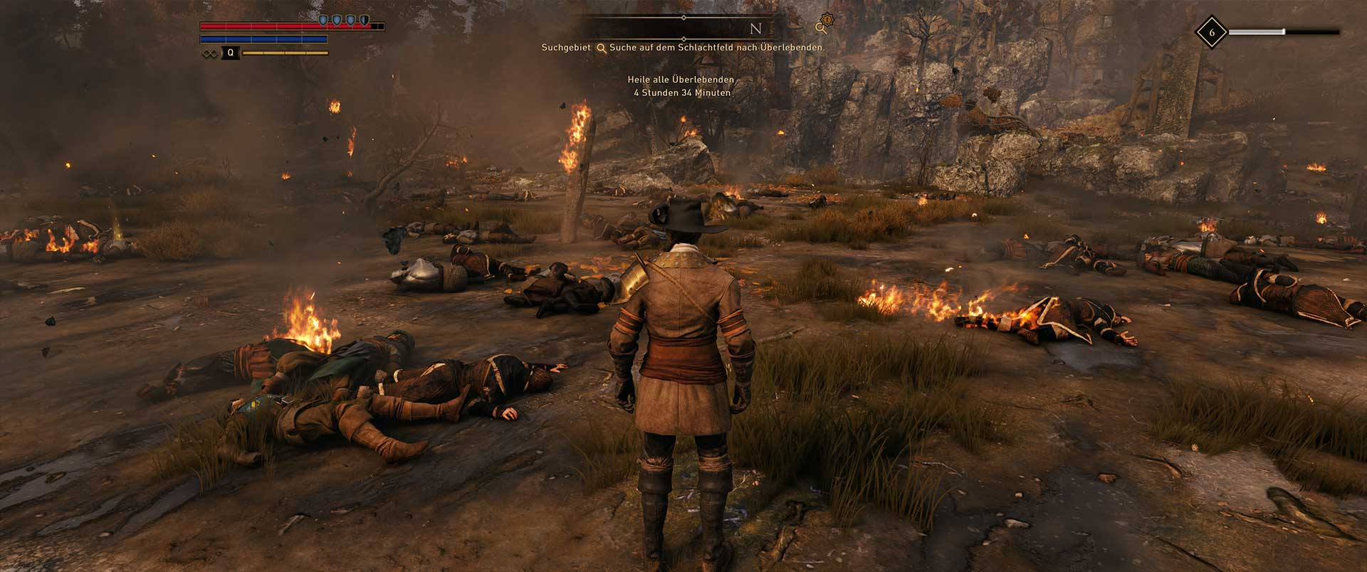 GreedFall-Hauptquest