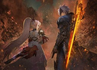 Tales of Arise Titelbild Art Cover