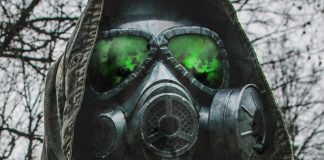chernobylite early access gas mask