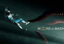 Moons of Madness Titelbild Logo