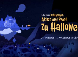 Steam Halloween-Aktion 2019
