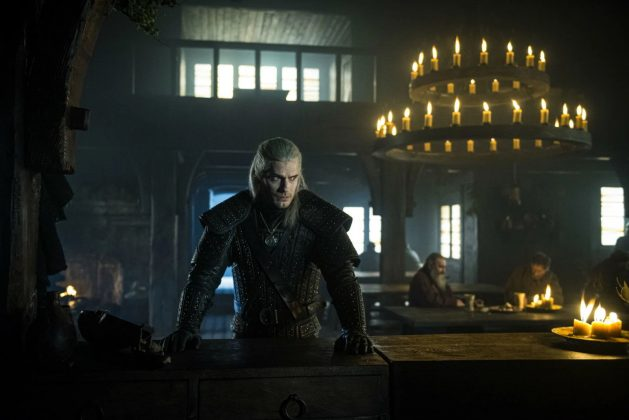 the witcher netflix geralt