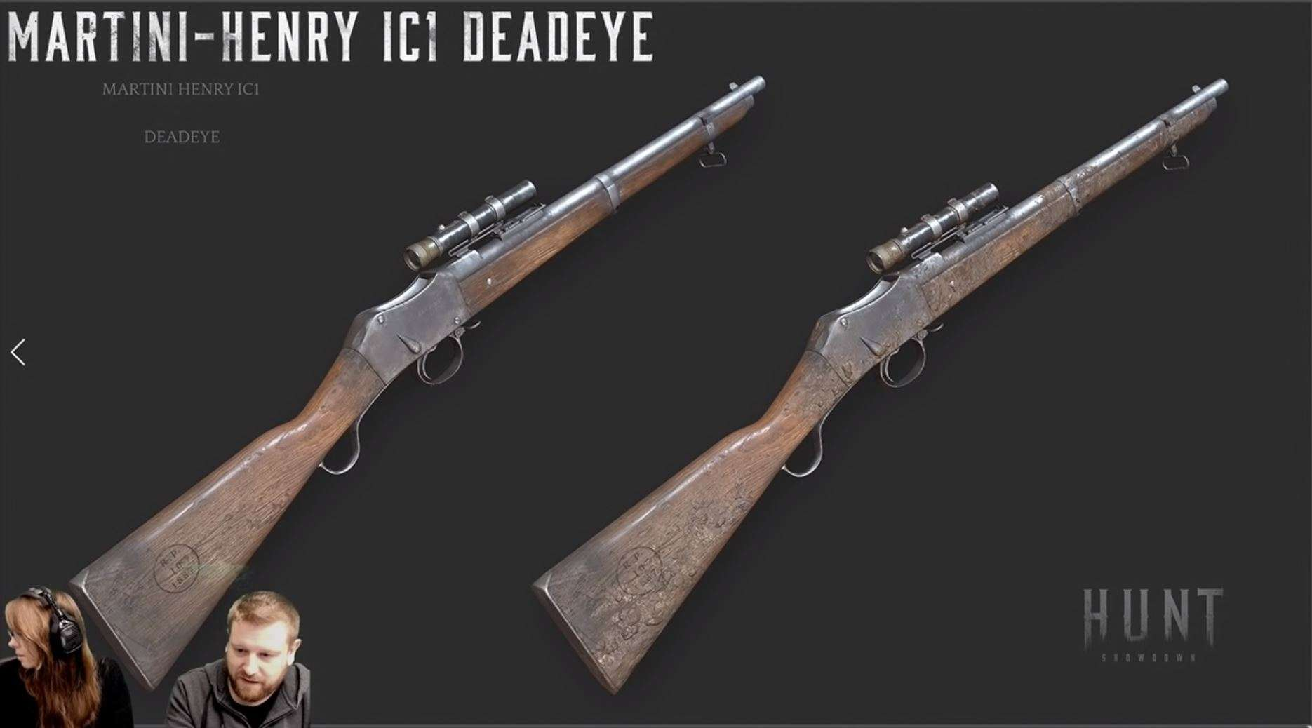 hunt showdown updat 1.1.3 new weapons