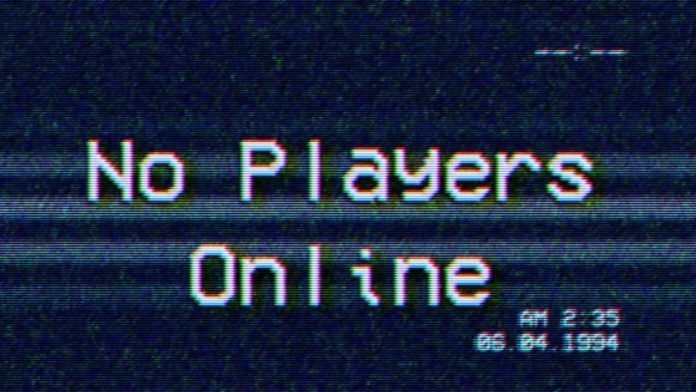 no players online header