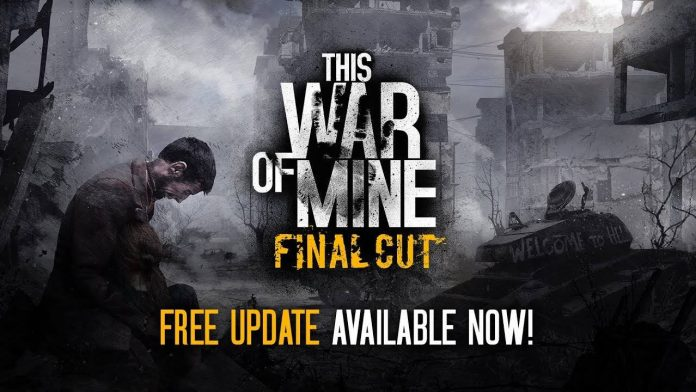 this war of mine final cut release header