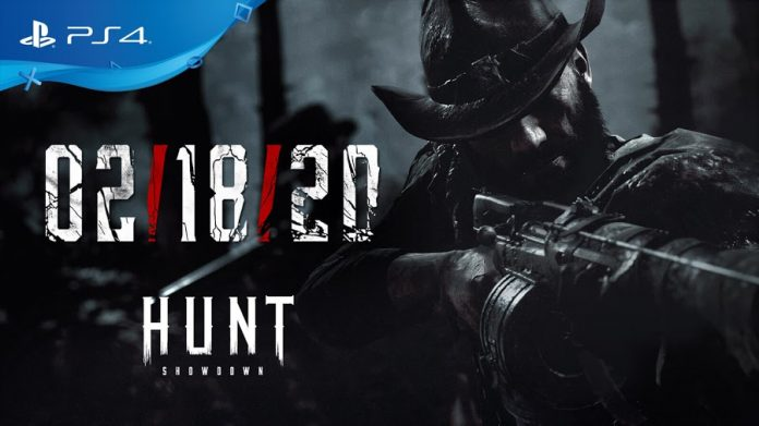 Hunt-Showdown-Comes-to-playstation-4-release