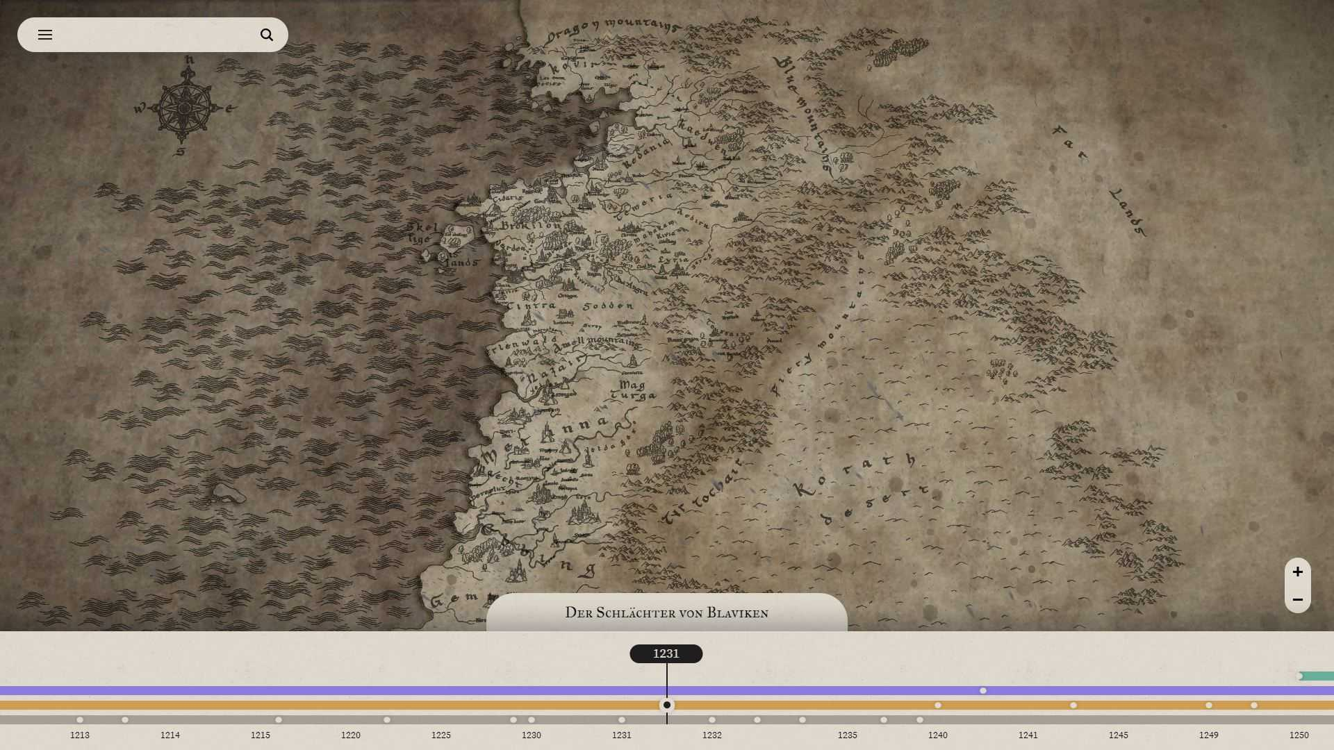 the witcher netflix map
