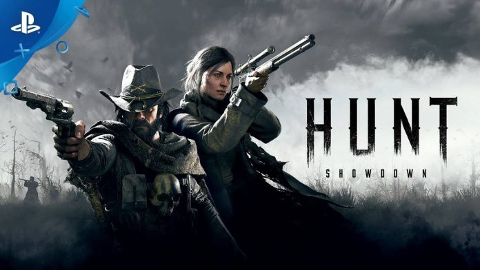 hunt showdown ps4 release