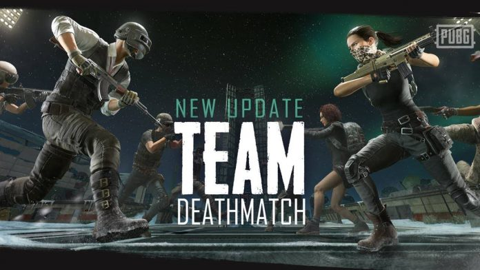 pubg season 6 deathmatch header