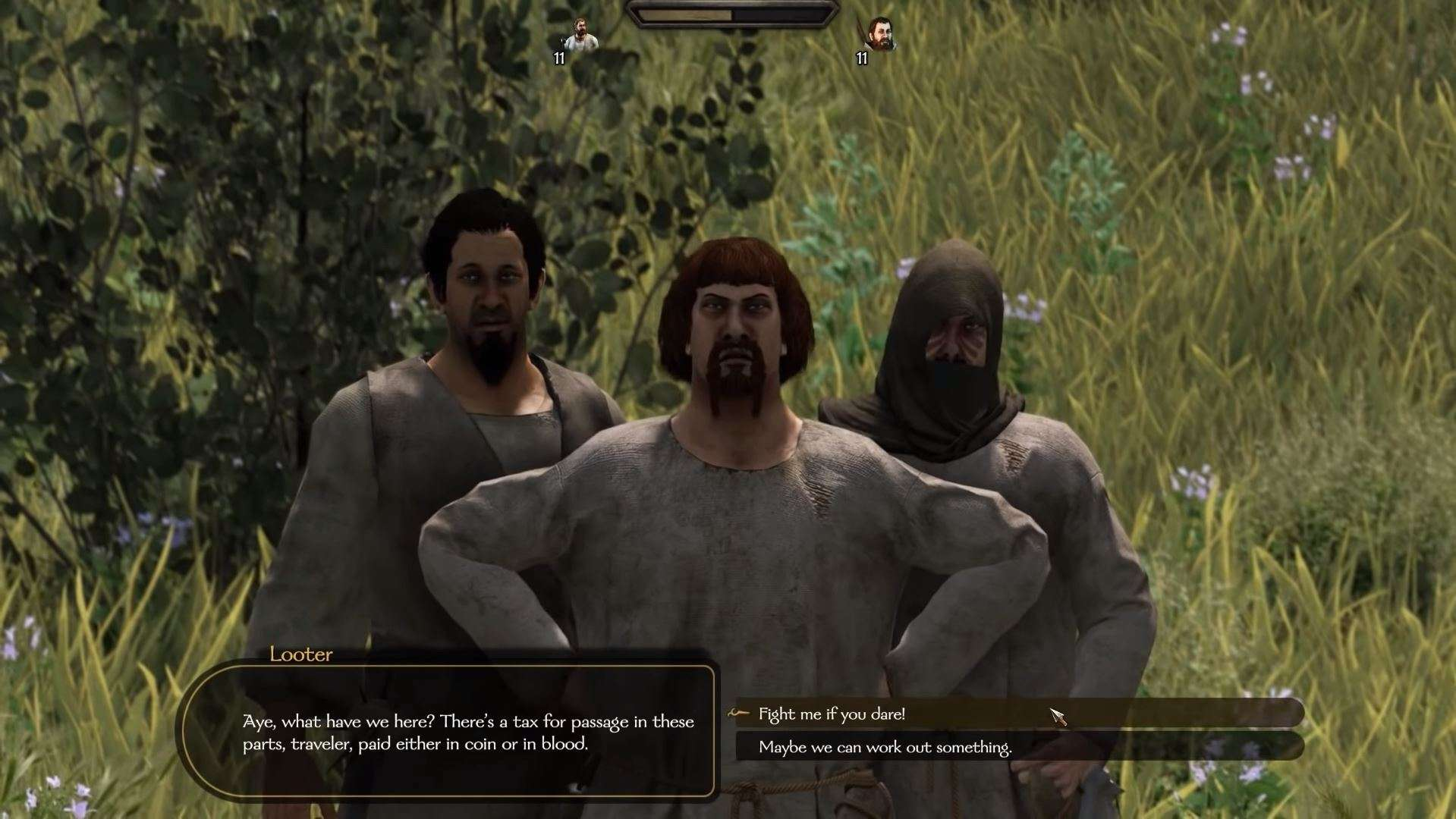 looters mount and blade2 guide