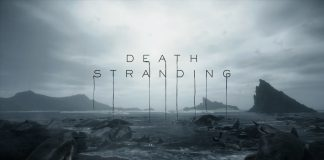 death stranding review titelbild logo
