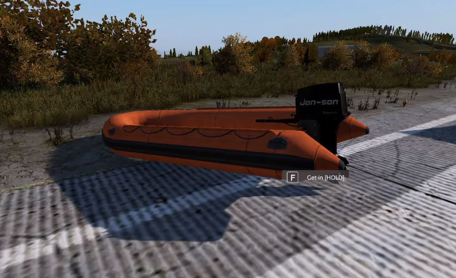 dayz expansion update 1.02 boat