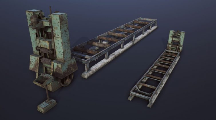 deadside update 0.1.8 new props industry