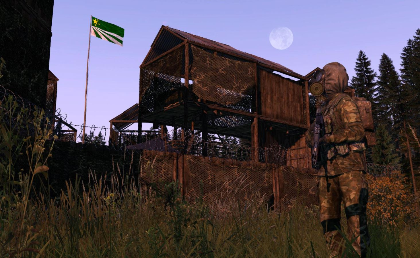 dayz update 1.09 base building flaggen