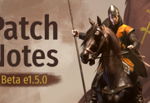 mount and blade 2 bannerlord update 1.5.0