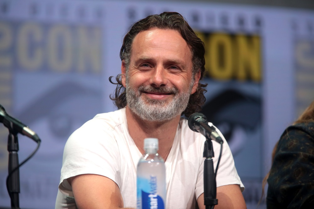 rick grimes andrew lincoln