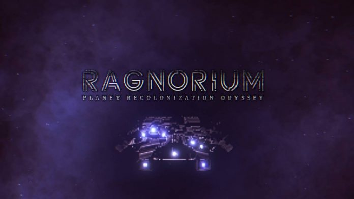 ragnorium preview early access titelbild