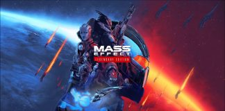 Mass Effect Legendary Edition Remaster Header