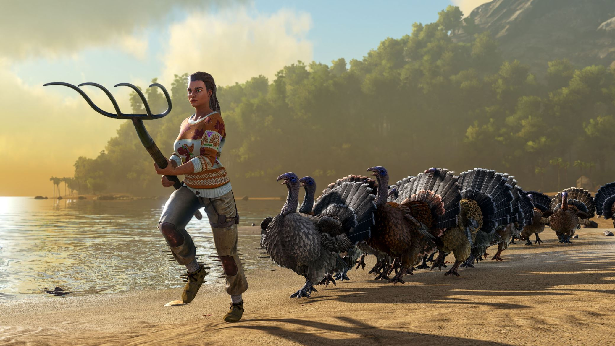 ark-survival-turkey-trials-4-evolved-super-turkey-truthan