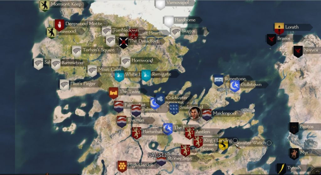 mount and blade 2 bannerlord westeros