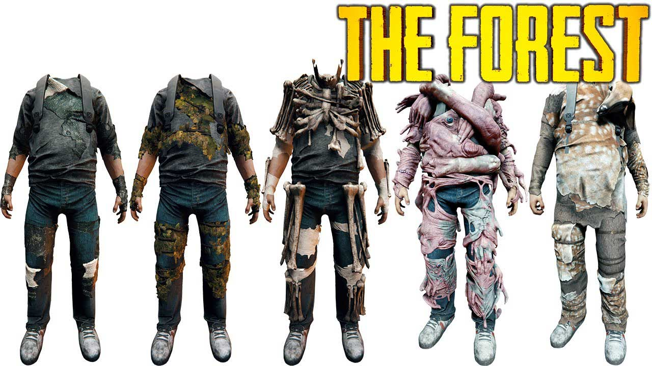 The-Forest-Armor
