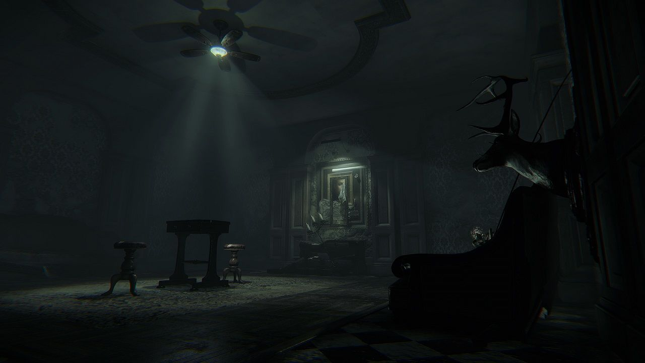 layers of fear room ingame screenshot horror graphic