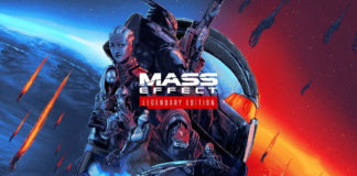 Mass Effect Legendary Edition - Release-Datum